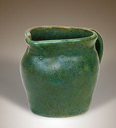 Green Upchurch jug