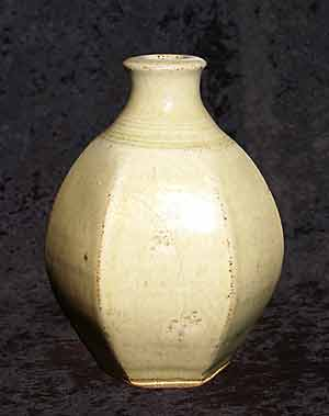 Six-sided Swanson vase
