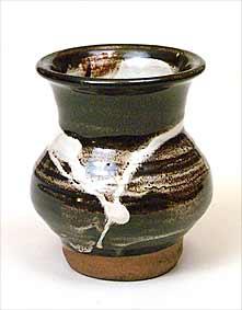 Buckfast Abbey vase