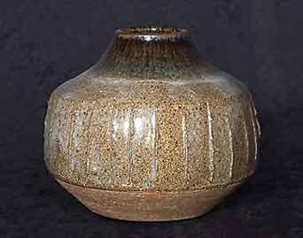 Janet Leach vase