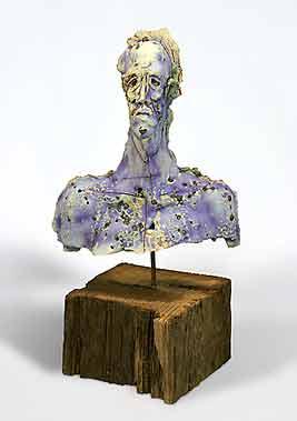 Ian Gregory bust