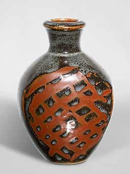 John Leach vase