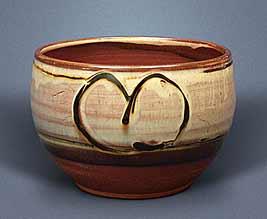 Margaret Leach bowl