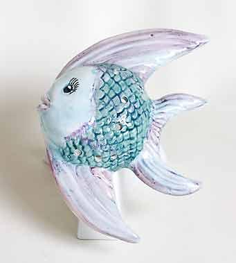 Toni Raymond fish