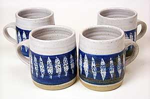 de Trey mugs