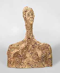 Ian Gregory bust II