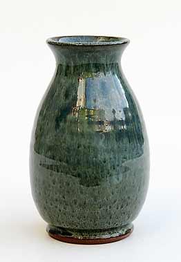 Green Bolingey vase