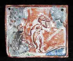 Reychan nude plaque
