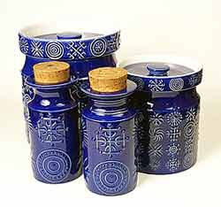 Blue Totem ware