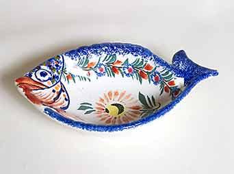 Quimper fish dish