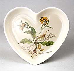 Poole heart dish