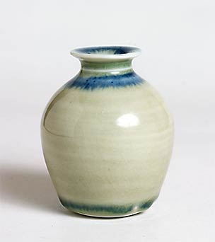 Nic Harrison porcelain bottle