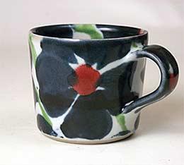 Dart mug
