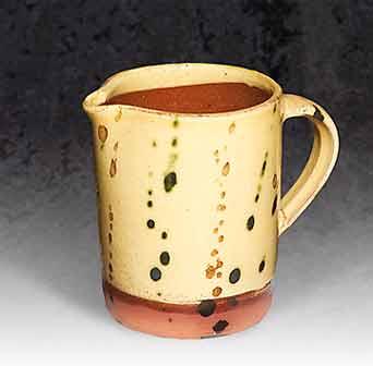 Andrew Marshall cylindrical jug