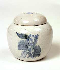Lidded Rye pot