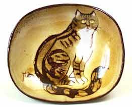 Chelsea cat dish
