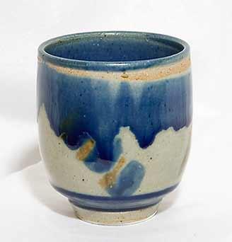 Blue Nic Harrison yunomi