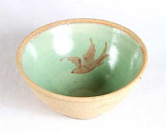 Brough bird bowl