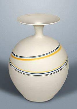 John Buchanan vase