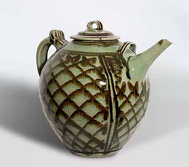Nic Harrison 20 pint teapot