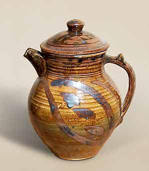 Seth Cardew lidded jug