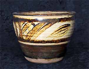 Deep Michael Cardew bowl