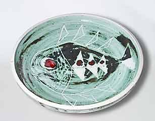 Wye fish dish