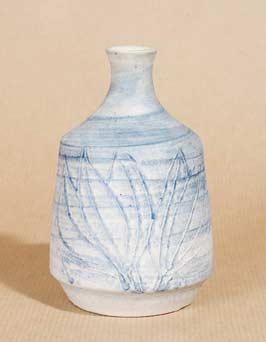 Carn bottle vase