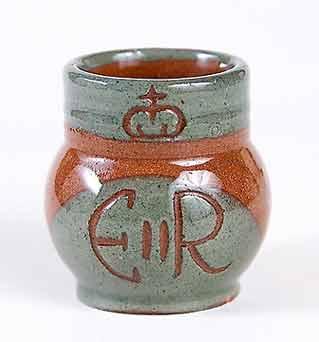 Cobham Coronation mug