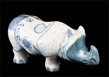 Huge Sharp rhino