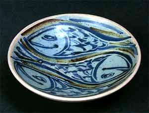 Arch fish dish