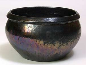 Black Dicker bowl