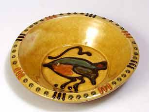 Wondrausch robin bowl