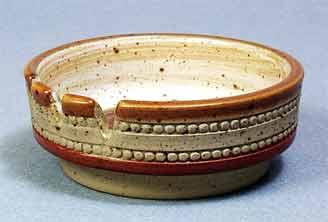 Denby ash tray