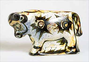 Celtic bull (side)