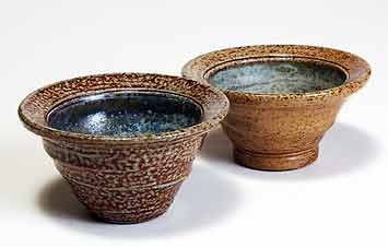 Two Keeler bowls