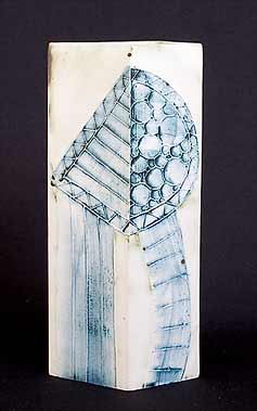 Tall Carn trapezoidal vase