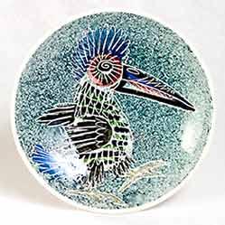 Jo bird dish