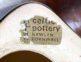Celtic horse (label)