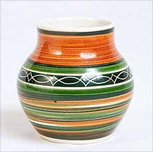 Ken Scotcher Totland vase