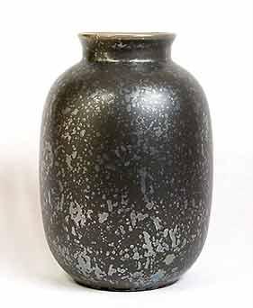 Poole Calypso Lustre vase