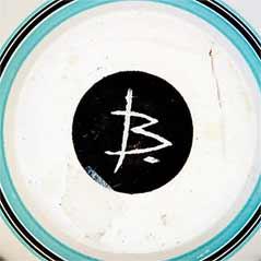 John Buchanan pot (mark)