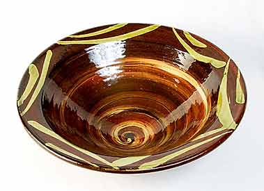 Large Clive Bowen bowl