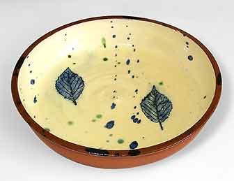 Andrew Marshall leaf dish