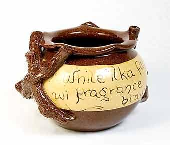 Rustic Cumnock pot