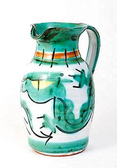 Tintagel dragon jug