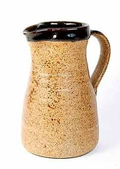 David Leach quart jug