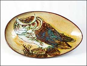 Chelsea owl dish