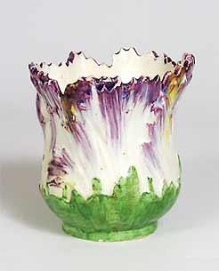 Delphin Massier vase