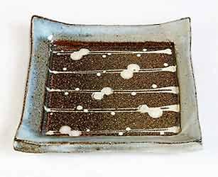 Square Motoko dish